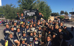 BCCHS Cheer Team Conquers Las Vegas Nationals