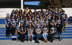 2015-2016 ASB Team Raises School Spirit!
