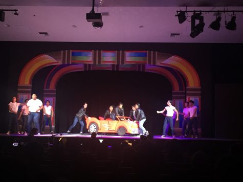 Grease Lights Up the Stage