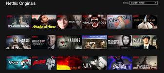 Netflix Originals are Must See TV