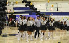 "Pep Rally: ""A Night in Paris"""