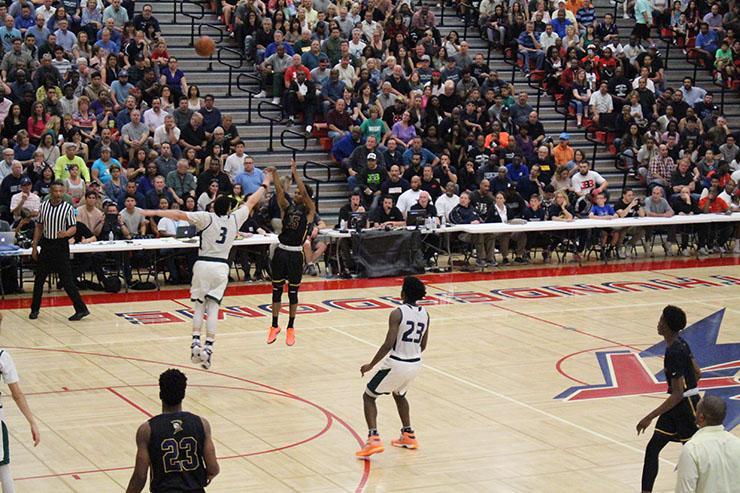 Chino Hills Defeats LA City Champion Patriots in State Playoffs