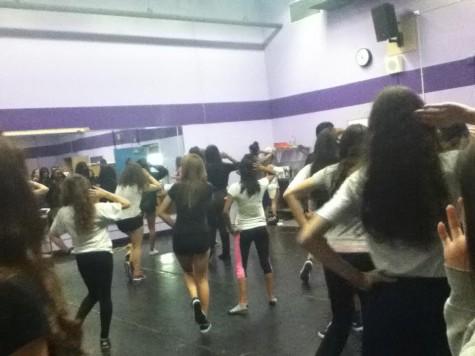 Mrs. Mathis:Dance Team Coach