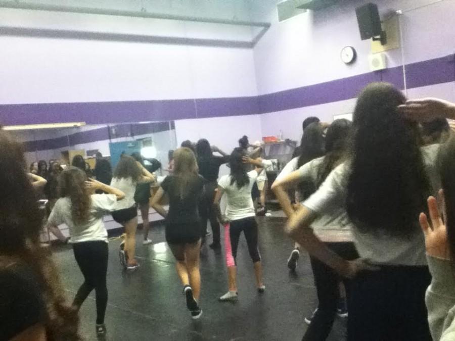 Mrs.+Mathis%27+dance+class.