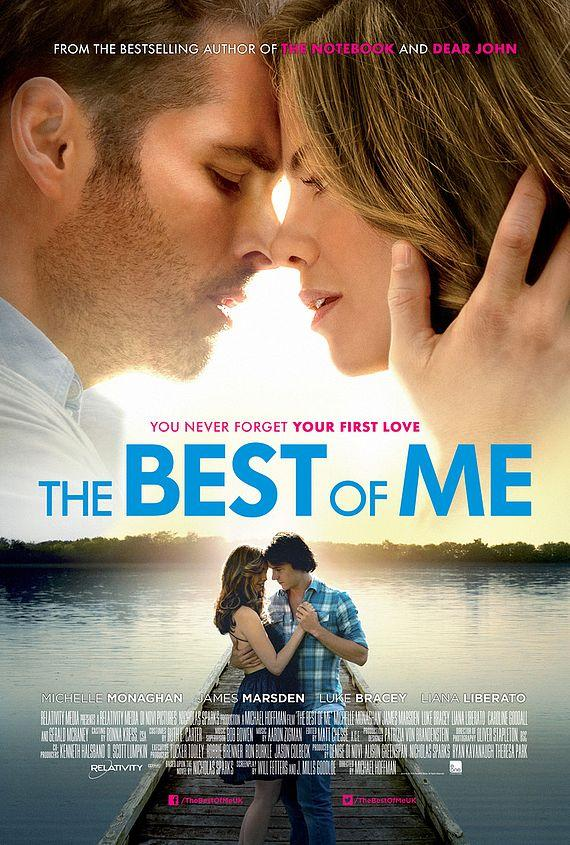 Book Review: The Best of Me