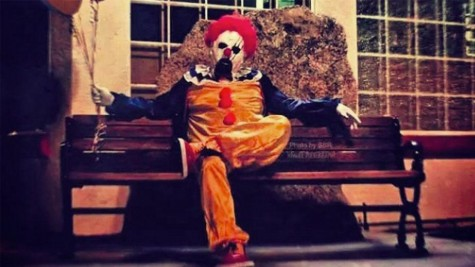 Are You Afraid of Clowns?