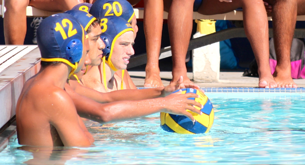 Boys Varsity Water Polo Team Sinks Highlanders