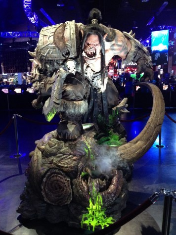 Blizzcon 2014:  World of Warcraft marches on