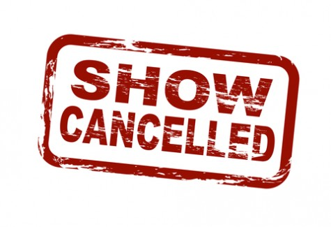 Senior Talent Show Canceled