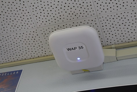 New and Improved Wi-Fi System