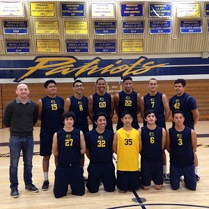 Boys Volleyball is Victorious in Pre-Season