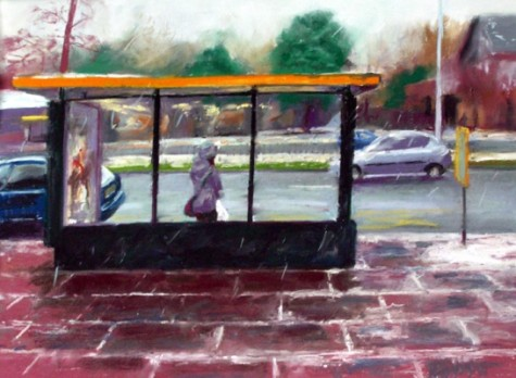A Short Story: The Bus Stop