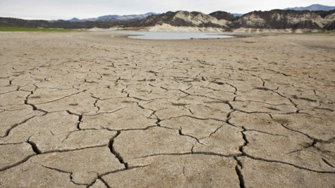California Drought: A Thirsty State