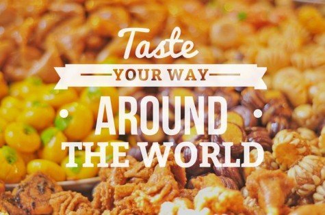 Foods You Should Try From All Around the World