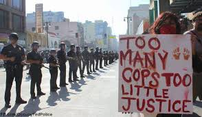 Police Brutality:  Criminals with Authority?