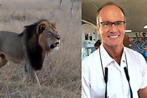 American Dentist and the Big Game Hunt