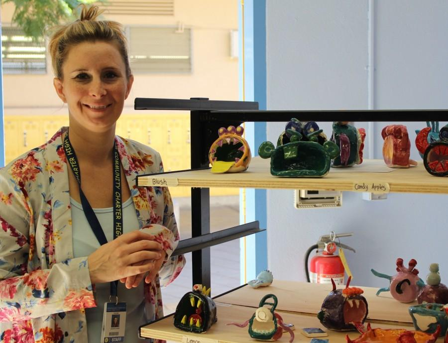 Teacher Feature: Mrs. Adams & Ceramics