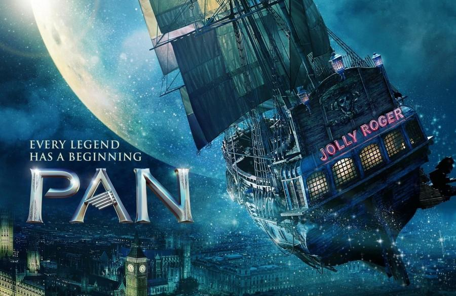 Pan: Entertaining & Playful but Slow at the Box Office