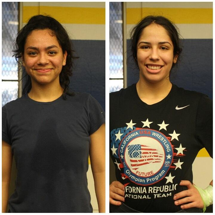 Up Close and Personal With Girls' Wrestling Athletes