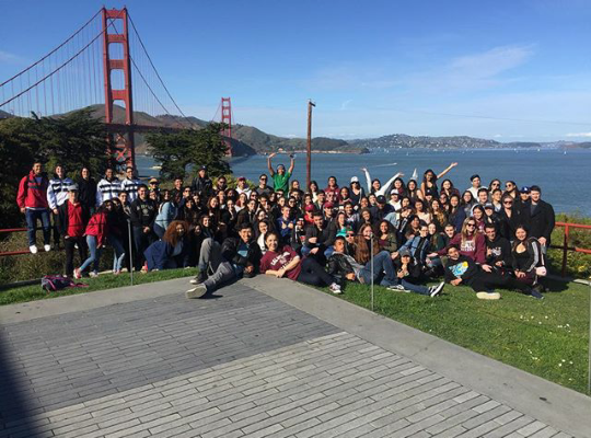 CAL College Bound Field Trip to Northern California