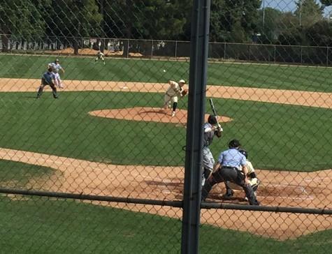 BCCHS Varsity Baseball Scrapes by Calabasas