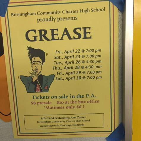 Go See Grease!  Tickets on Sale Now