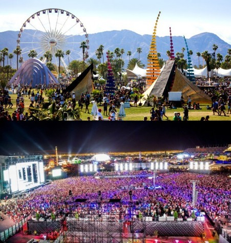 Coachella or EDC?  It's Your Choice!