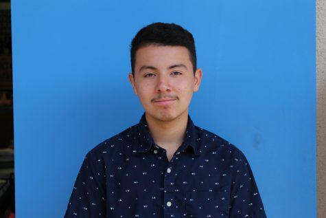 Christian Garcia – Sports Editor