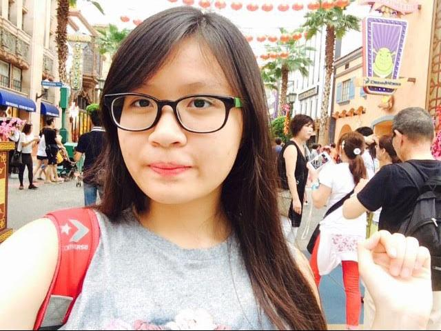 International Student Vy Tran