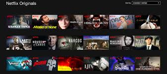 Netflix Originals are Must See TV