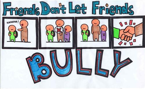 All Patriots Must Stand Up Against Bullying!