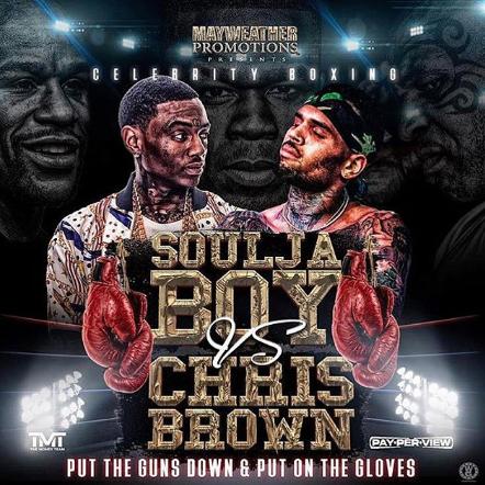 Chris Brown Vs Soulja Boy Canceled