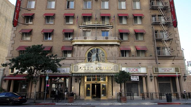Cecil Hotel home of the wicked.