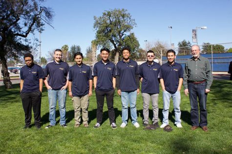 BCCHS Men's Golf Led by Experienced Seniors