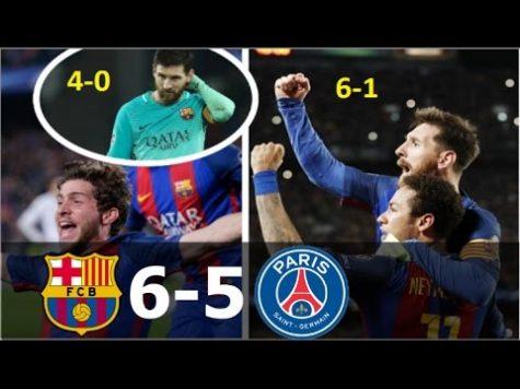 Barcelona's Historic Comeback
