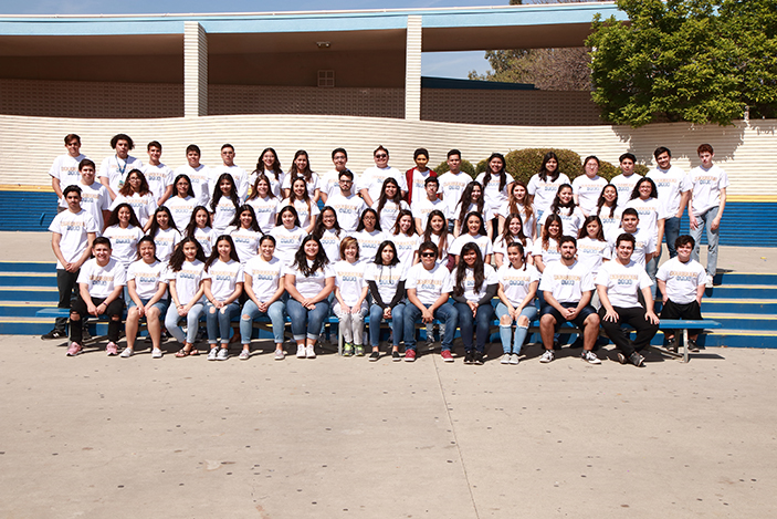 The+Yearbook+Staff+2016-2017
