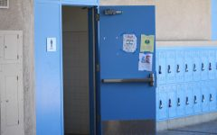Foul-Smelling Corroding Restrooms