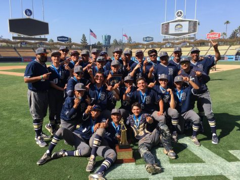 Birmingham Wins Division 1 L.A. City Championship at Dodger Stadium