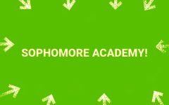 New Sophomore Academy Opens!