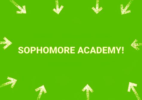 New Sophomore Academy Opens!