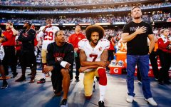 Football National Anthem Kneeling Controversy