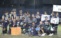 Patriot Football Finishes League 4-1, Heading to Open Division Playoffs
