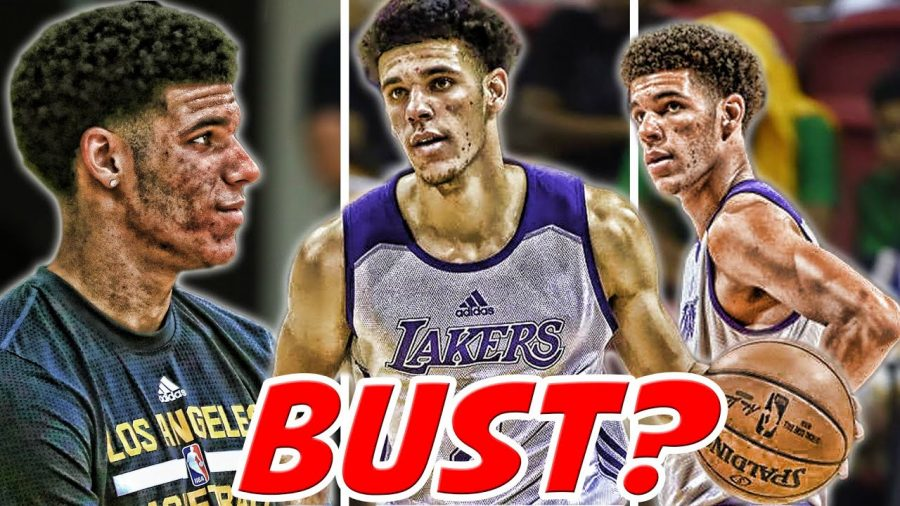 Is Laker Rookie Lonzo Ball A Bust?