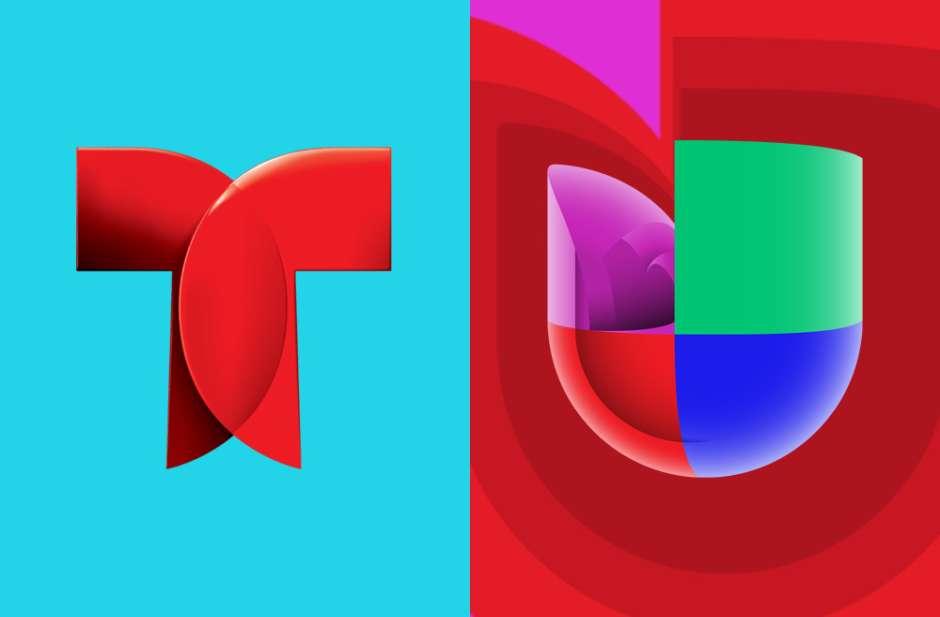 Telemundo and Univision