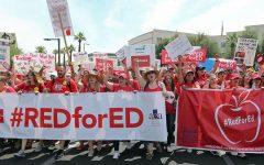 Arizona Teacher Strike Going Into Second Week