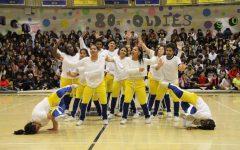2017-18 BCCHS Dance Team