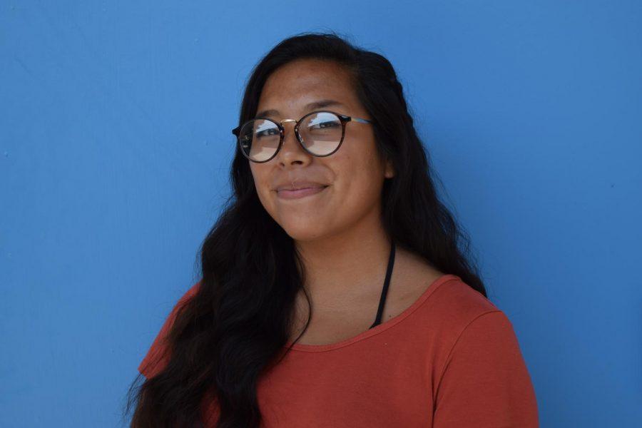 Melanie Gramajo 11th Grade  Staff Writer