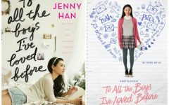 To All the Boys I've Loved Before–Now on Netflix!