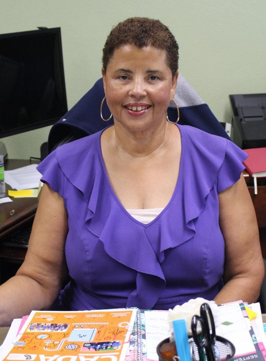 Ms. Tracie Bowdoin, Principal and CEO of BCCHS