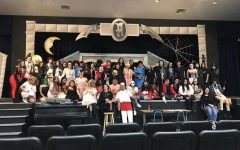 BCCHS Play Pro's Haunted House, A Scary Success!